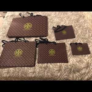 Tory burch shopping bag - all sizes available
